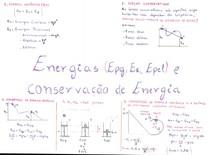 [FÍSICA] Resumo_Energias(Epel_EK_Epg) e Conservação de Energia