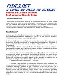 calculo_vetorial