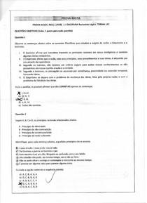 AV1 - RACIOCINIO LOGICO UNICARIOCA