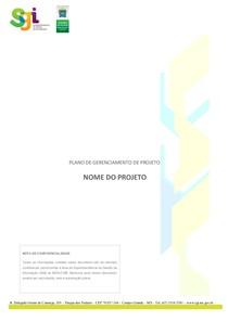04 SGI PGP Plano de Gerenciamento de Projetov2