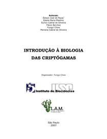 Paula et al. (2007) Introdução à Biologia das Criptógamas