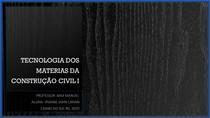 TECNOLOGIA DOS MATERIAS DA CONSTRUÇÃO CIVIL I_VIVIANE JAHN CANAN