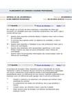 PLANEJAMENTO DE CARREIRA E SUCESSO PROFISSIONAL avaliando aula 9