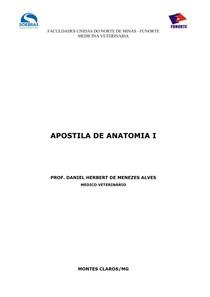 Anatomia Topográfica Veterinária I