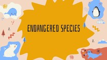 GISELLE VIVIAN ALVES DE OLIVEIRA - Editable worksheet - 29 04 - Endangered Species - L2