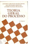 Teoria Geral do Processo   Ada Pellegrini Grinover  Antonio Carlos de Araujo Cintra   Candido Rangel Dinamarco