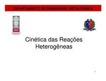 2 - Cinética (MNNR)