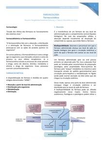 1- Farmacocinética