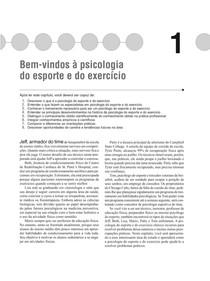 A psicologia do esporte e do exercício