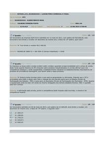 AV2 LABORATORIO COMERCIAL E FISCAL