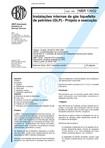 NBR 13932   1997   Instalações Internas de GLP