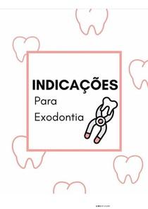 Exodontia {por explorar do insta}