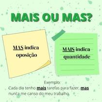 MAS ou MAIS?
