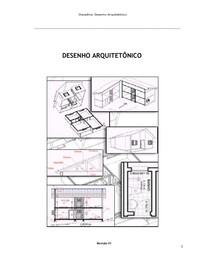 apostila de desenho arquitetonico gratis