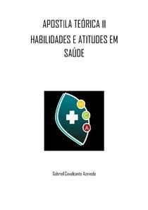 Apostila Teórica de Habilidades e Atitudes em Saúde 2 (Exame Físico)