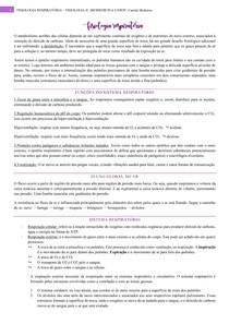 Fisiologia Respiratória (Sistema respiratório, Complacência Pulmonar, SARRN) - Fisiologia Humana