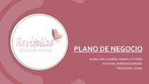 PLANO DE NEGOCIO CLINICA DE ESTETICA
