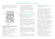 Desenho arquitetônico - Planta baixa
