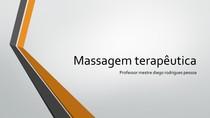 Massagem Terapêutica- RTM