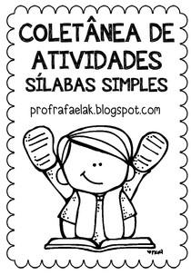 ATIVIDADES SÍLABAS SIMPLES