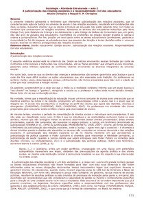 Leitura para atividase estruturada -aula 2
