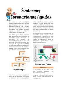 Síndromes Coronarianas Agudas