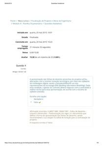 MODULO III - FISCALIZAÇÃO DE PROJETOS