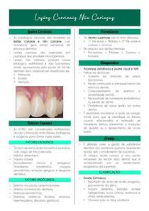 Lesões Cervicais Não Cariosas