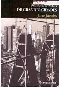 Morte E Vida De Grandes Cidades Jane Jacobs Pdf