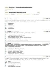 Av1.TOPICOS ESPECIAIS EM ADMINISTRACAO