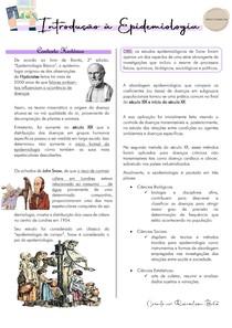 Epidemiologia - Introdução