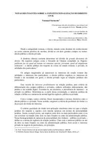 CONSTITUCIONALIZACAO DO DIREITO CIVIL_REVISTO