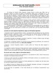 SIMULADO DE PORTUGUÊS Pestana CESPE FGV 31 achurado