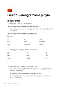 CH 1 - ideogramas_e_pinyin