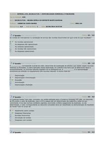 AvS - cONT. cOMERCIAL E fINANC.