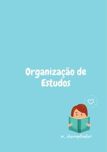 Organização de Estudos