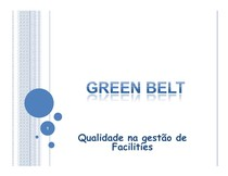 Green Belts