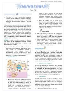 Infecções no TGI - Imunologia