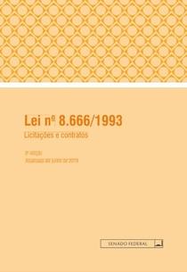 Lei_8666_2ed Lei de Licitação e Contratos OFICIAL