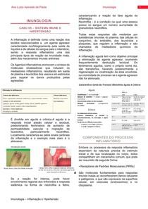Inflamaçao e Hipertensão - Imunologia