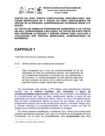 Atualização Constitucional Descomplicado-6p7ed