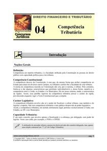 Livro Aula Competência Tributária