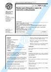 NBR 05125   1996   Reator para Lâmpada de Vapor de Mercúrio a Alta Pressão
