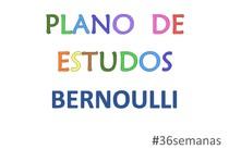 Plano de estudos  Bernoulli   36 semanas