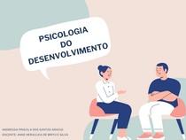 Mapa Psicologia - Psicologia do desenvolvimento