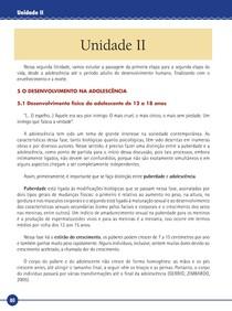 LIVRO TEXTO   UNIDADE II   PSICOLOGIA DO DESENVOLVIMENTO   CICLO VITAL