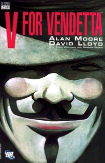 V de Vingança - Allan Moore