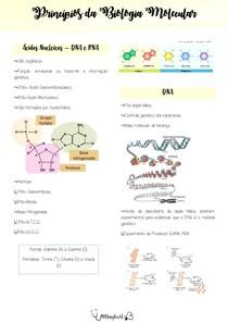 Princípios da Biologia Molecular
