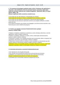 Estágio II (TCC) - Registro de frequência - Aula 02 - By SM
