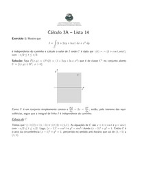Cálculo III- INtegrais duplas e triplas